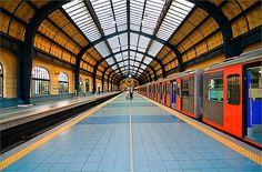 Los 10 Metros mas antiguos del Mundo