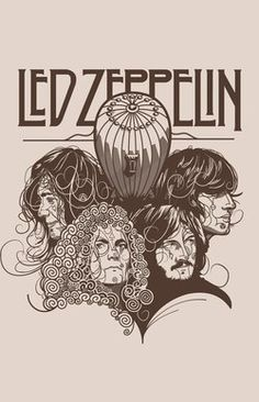 Led Zeppelin t-shirt $30.00