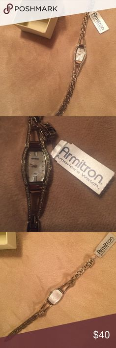 Armstrong watch Beautiful Artitron women's watch BRAND NEW WITH TAG!  All prices negotiable! armitron Accessories Watches