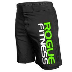 Rogue Neon Fight Shorts - MMA - CrossFit Training