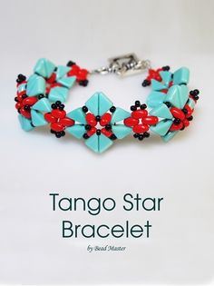 How to Make a Beaded Starburst with Tango Beads (Scheduled via TrafficWonker.com)