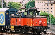 Choo Choo Train, Electric Locomotive, Stockholm, Trains, Rockets, Airplanes, Sweden, Planes, Lockets