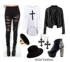 outfits rockeros tumblr