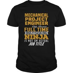 Mechanical Project Engineer