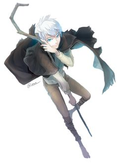 Jack Frost by RAHWIA on deviantART