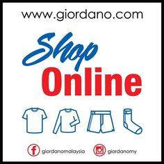 13-18 Aug 2016: Giordano Online Store Grand Opening Specials