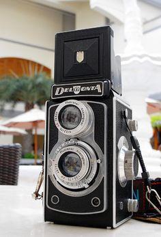 Montanus Delmonta #vintage #camera