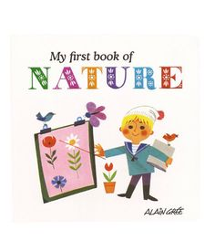 My First Book of Nature - Brimful