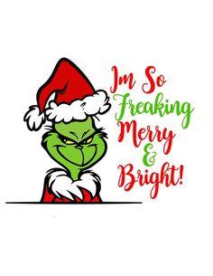 Grinch Christmas Decorations, Grinch Christmas Party, Grinch Party, Christmas Stickers, Christmas Svg, Christmas Shirts, Christmas Themes, Holiday Fun, Christmas Holidays