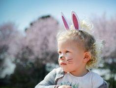 simpatiche clips a forma di orecchie di coniglio