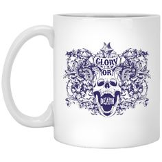 You can't miss it:  Glory Or Death Sh.... Check it out here!  http://teecraft.net/products/glory-or-death-shirt-hoodie-tank?utm_campaign=social_autopilot&utm_source=pin&utm_medium=pin.  #tshirt  #hoodie  #tank  #mugs  #teecraft