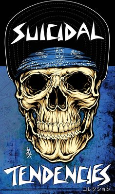 The pirate skull Suicidal Tendencies design phone cases plastic cover For Apple iphone 5 6 7 plus Black Metal, Heavy Metal Rock, Heavy Metal Music, Rock Posters, Band Posters, Concert Posters, Memento Mori, Illustration Photo, Punk Poster