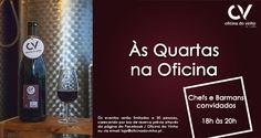 Divulgação: Degustações únicas às quartas na Oficina do Vinho - http://reservarecomendada.blogspot.pt/2015/02/divulgacao-degustacoes-unicas-as.html