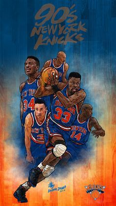 NBA Phone Wallpaper - Artist: Kim MinSuk (김민석) #Yellowmenace #basketballart + http://yellowmenace8.blogspot.com/2015/04/art-minsuk-kim-nba-2014-15-season-in.html