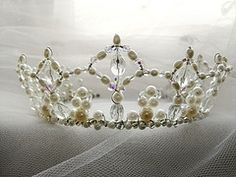 wire wrapping tiara