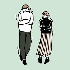 いいね!1,348件、コメント3件 ― こつじゆいさん(@kamome_0309)のInstagramアカウント: 「さむ〜い 11月になりましたね はやい…! #ファッション #ファッションイラスト #コーディネート #fashion #fashionillustration #illustration…」