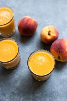 This peach nectar recipe is an easy and delicious way to sip on summer's best peaches. If it's a special occasion, add some prosecco and make it a bellini! Peach Nectar Recipe, Peach Margarita, Cider Cocktails, Ripe Peach, Candied Pecans, How To Squeeze Lemons, Non Alcoholic, Grain Free, Blueberry