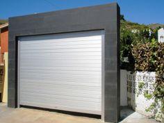 Puerta garaje.