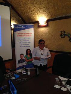 Melanie Ochoa #Terapista de #CompleteSpeechGT