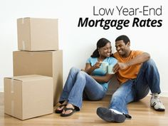 Mortgage Rates End the Year at an 18 Month Low