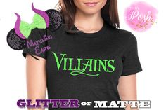 Disney Halloween Shirts,Disney Villain Shirt,Disney Maleficent Shirt,Disney Ears,Disney Shirt, Halloween Tank,Maleficent Ears by OhMyPoshGifts on Etsy Disney Birthday Shirt, Disney Halloween Shirts, Disney Shirts For Family, Family Halloween, Disney Family, Family Shirts, Disney Villain Shirt, Disney Villains, Disney Maleficent