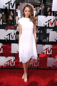MTV Movie Awards 2014 - Amber Stevens