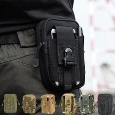 Cheap bag, Buy Quality bag sea directly from China phone Suppliers: Molle Military Tactical Waist Bag Men EDC Army Fanny Pack Casual inch Mobile Phone Belt Bag Outdoor Travel Sport Waist Pack Small Hiking Backpack, Best Hiking Backpacks, Hiking Bags, Rucksack Bag, Backpack Bags, Puppy Backpack, Messenger Bags, Mochila Edc, Survival Skills