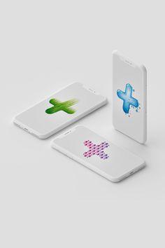 Разработка уникального логотипа компании EN+