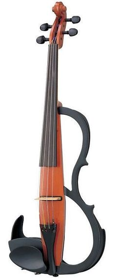 Portland Symphony Orchestra: 50 unique violins  Credit: Yamaha SVV-200 Silent Performance Electric Viola