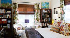 Dicas e inspirações para quem quer um quarto colorido e diferente - limaonagua