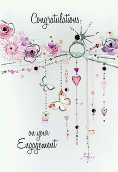 Engagement Wishes For Sister, Congratulation Messages Engagement Quotes Congratulations, Congratulations Images, Engagement Wishes, Engagement Cards, Engagement Party Invitations, Birthday Congratulations, Birthday Wishes, Engagement Ring, Happy Birthday