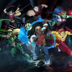 Who is your favorite Young Justice member?! #comicsandcoffee