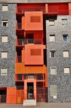 orange and grey Orange Grey, Orange Color, Orange Architecture, Color Psychology, Building Structure, Colour Board, Main Colors, Color Inspiration, Favorite Color