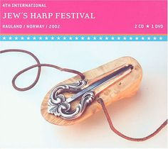 Various - 4th International Jew's Harp Festival (CD) at Discogs