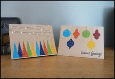 Christmas Cards Holiday Cards Seasons Greetings by PocketsofFilm