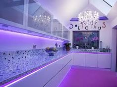 Purple Led Lights For Kitchens   Google Search