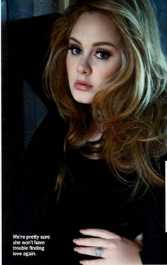 Adele. What the hell was Karl Lagerfeld thinking....She is perfect!