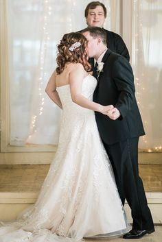 Kevin & Lana Photo By B. Jones Photography. This kiss always mine and forever.