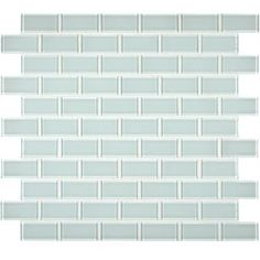 Jeffrey Court Marina Mini Brick 11 25 Inch X 12 Inch X