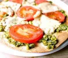 Veganmisjonen: Lynrask pizza