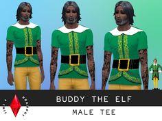 CAS / Homme / T-shirt Elf