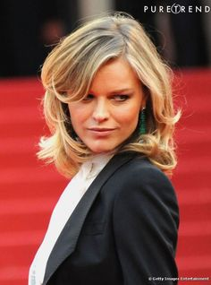 eva herzigova hair - Google Search