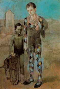 // // Picasso was a renowned tattoo artist known for making the barbed wire popular after inking one on his left arm. Pablo Picasso's impact on the history of modern art has been profound. Kunst Picasso, Art Picasso, Picasso Blue, Picasso Paintings, Rose Paintings, Indian Paintings, Henri Matisse, Henri Rousseau, History Of Modern Art