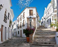 Frigiliana, Andalucia - pueblos bonitos de España