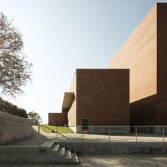 Teatro-Auditório de Llinars del Valles,© Fernando Guerra | FG+SG