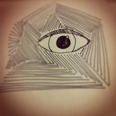 Eyes and lines (Hiperactivity)