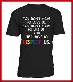 JUST RESPECT US - Ostern shirts (*Partner-Link)