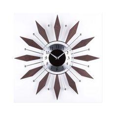 """20"""" Harper Mid Century Wall Clock"""