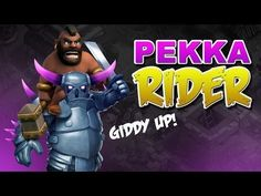 awesome CLASH OF CLANS  |  PEKKA RIDER  |  Are you too good for your family!Clash of Clans Gameplay With Molt | Clash of