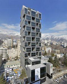 Park Center | Office & Commercial Building - Tehran, Iran